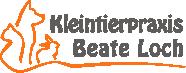 Kleintierpraxis Loch Logo